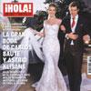 Carlos Baute: 'Gracias a mis amigos de ¡HOLA! por inmortalizar el día más especial de mi vida junto a Astrid Klisans'