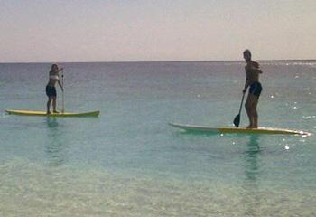 Playas paradisiacas y deportes de aventura: así pasan Shakira y Piqué su tercer verano juntos