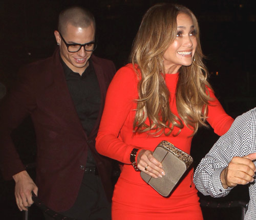 El reto más difícil de Casper Smart… dejar boquiabierta a Jennifer López en su 43 cumpleaños