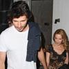 Kylie Minogue y Andrés Velencoso reaparecen 'discretamente' en la noche londinense
