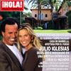 Esta semana en ¡HOLA!: Julio Iglesias, desolado e indignado en una emotiva entrevista tras el incendio