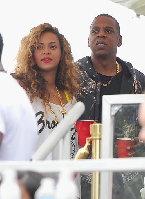 ¡Felicidades, mamá! La hija de Beyoncé, 'invitada vip' al 31 cumpleaños de la artista