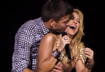 Shakira y Piqué anuncian que van a ser padres: 'Estamos muy felices esperando la llegada de nuestro primer bebé'