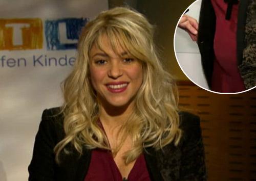Shakira confirma el sexo del bebé que espera junto a Gerard Piqué: 'Sí, será un niño'