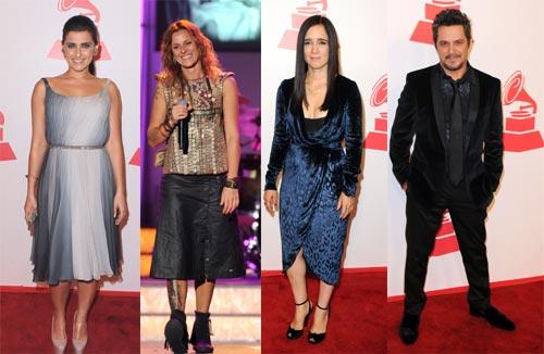 Alejandro Sanz, Shaila Dúrcal... en el homenaje a Caetano Veloso en la fiesta pre Grammy latinos