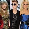 Taylor Swift, Justin Bieber, Carrie Underwood… las jóvenes promesas triunfan en los AMA