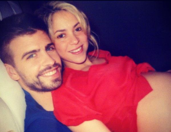A pocas semanas de ser mamá, Shakira confiesa: 'Podría estar nueve meses más así'