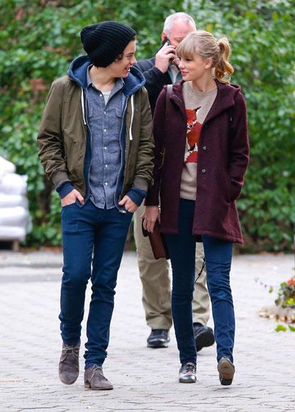 Taylor Swift y Harry Styles, ¿cita romántica en la Gran Manzana?