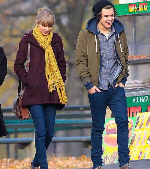 Harry Stiles y Taylor Swift