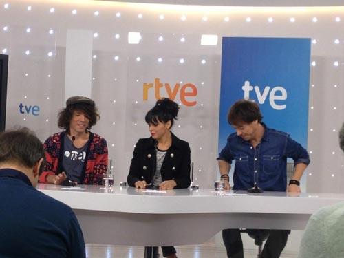 El sueño de Morfeo: 'Eurovisión es un reto. Hay que buscar la canción perfecta'