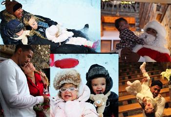 Las navidades más especiales, románticas y familiares de Mariah Carey