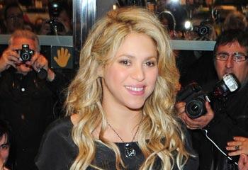 Shakira, en la recta final de su embarazo, presenta el libro de su padre: 'Es mi mejor amigo'