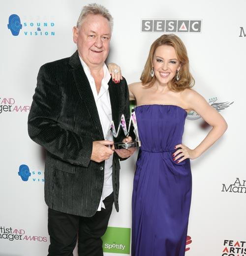 Kylie Minogue rompe con su manager y con la música para volcarse en el cine