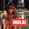 En ¡HOLA!: Paulina Rubio, las vacaciones con su hijo Andrea Nicolás en Marruecos