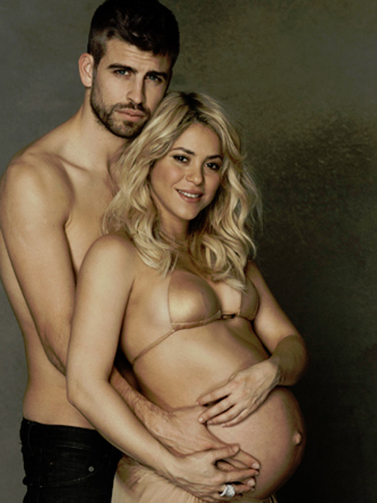 El Enlace Con Esta Baby Shower Virtual De Shakira Y Gerard Piqu   Es