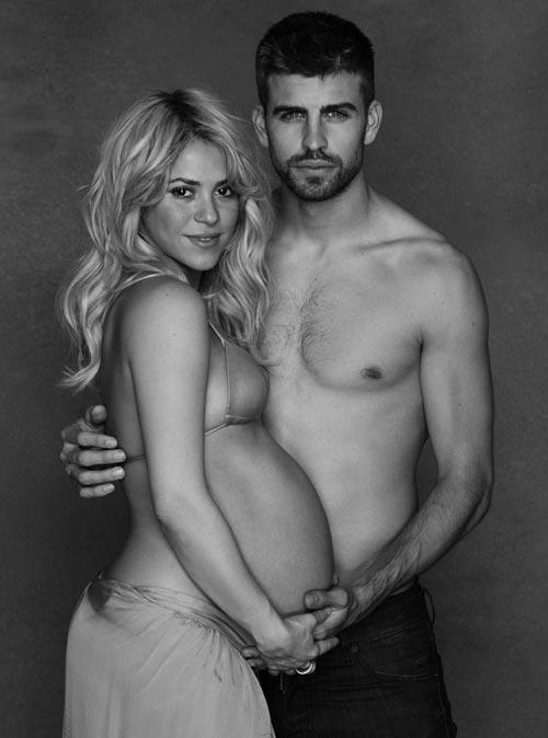 Shakira descansa en las afueras de Barcelona hasta el inminente nacimiento de su bebé