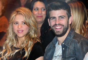 La felicidad de Shakira y Piqué se hace extensible en las redes sociales