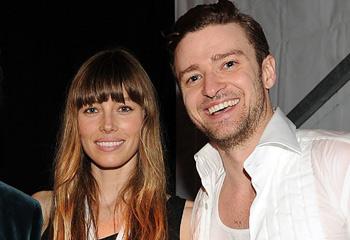 Justin Timberlake vuelve a los escenarios arropado por su mujer, Jessica Biel, y muchos amigos