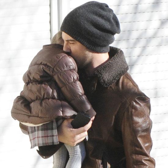 David Bisbal, volcado en su hija antes de poner fin a su gira española