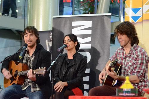 'Atrévete', 'Dame tu voz' y 'Contigo hasta el final', estos son los temas finalistas para el festival de Eurovisión