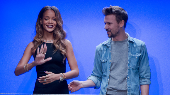 Rihanna debuta como diseñadora en Londres: 'Es un sueño hecho realidad'