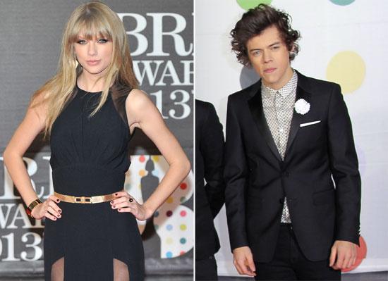 Taylor Swift y Harry Styles coinciden y se evitan en unos premios Brit plagados de estrellas