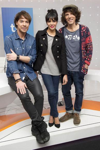 'Contigo hasta el final', este es el tema que El sueño de Morfeo llevará a Eurovisión 2013