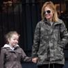 La pequeña Bluebell, cada día más parecida a su mamá, Geri Halliwell
