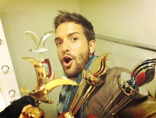 Pablo Alborán conquista el Festival de Viña del Mar: 'Ha sido inolvidable'