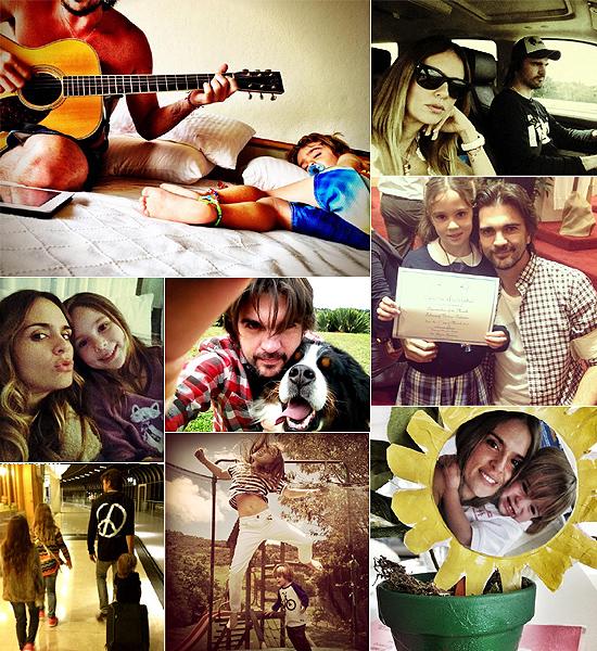 El álbum familiar de Juanes