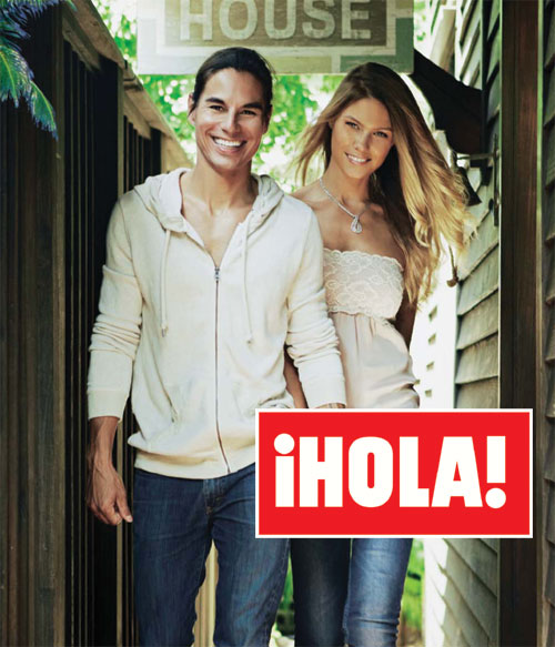 En ¡HOLA!, Julio y Charisse nos abren las puertas de la 'casa de sus sueños', en una paradisíaca isla de Florida