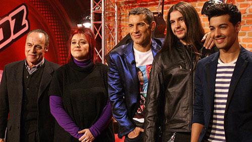 Paula Rojo, Pau, Maika, Rafa... los concursantes de La Voz despegan en la música