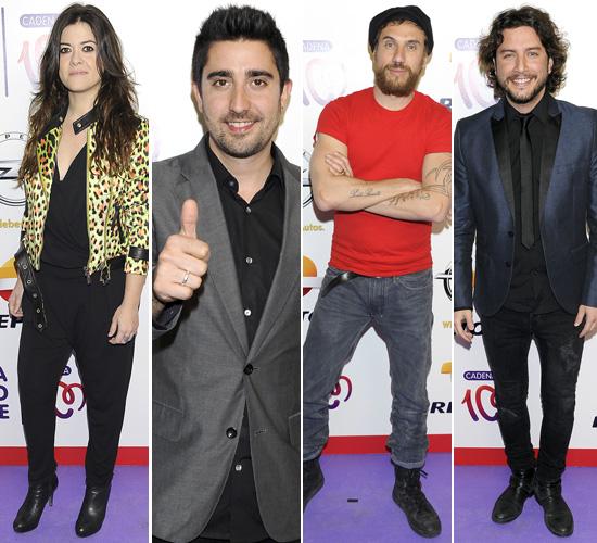 Pablo Alborán, Malú, Miguel Bosé, Melendi... cantan juntos por una buena causa
