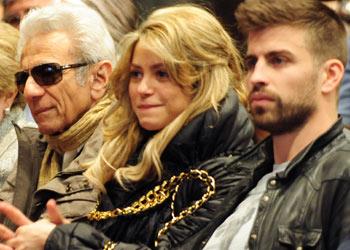 William Mebarak, padre de Shakira: 'Piqué está enloquecido con su hijo. Es un papá grado A'