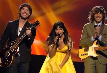Dinamarca, la gran favorita, gana Eurovisión y España queda en penúltimo lugar
