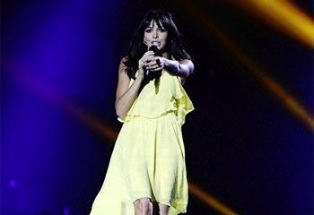 Raquel del Rosario, a su novio Pedro 'su mayor apoyo' en Eurovisión: 'Gracias por todo lo que me das a diario. ¡Te quiero!'