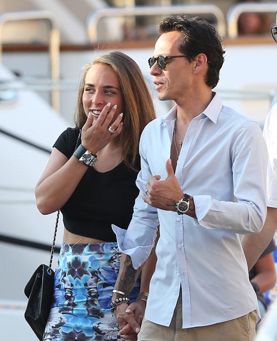Marc Anthony y Chloe Green se dan una segunda oportunidad