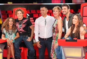 'La Voz 2013', ¿qué hay de nuevo en el reality?