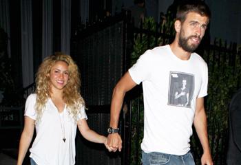 Shakira regala a Piqué su baile más sexy en una fiesta en Hollywood