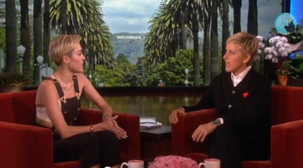 Miley Cyrus: 'Cuando se acaba un capítulo de tu vida, tienes que cerrarlo y abrir otro'