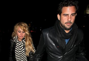 Gerardo Bazúa, sobre su noviazgo con Paulina Rubio: 'Estamos muy contentos, conociéndonos cada vez más'