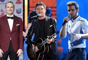 Alejandro Sanz le dedica su Grammy Latino a Irene Vázquez, la mujer del exministro José María Michavila