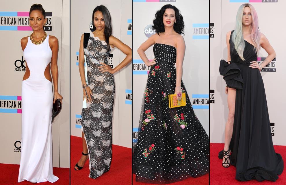 Lady Gaga, Miley Cyrus, Katy Perry y Jennifer López, las 'fieras' del pop se citan en los AMA's