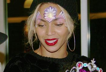 Beyoncé mezcla fantasía e imaginación en una fiesta inolvidable para su hija Blue Ivy