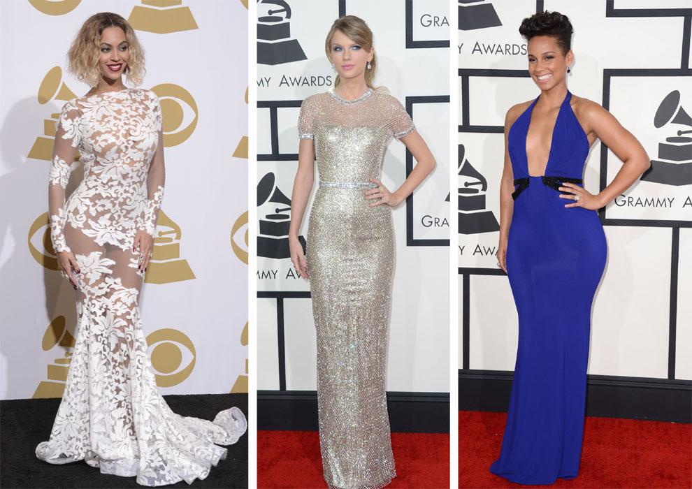 Infiltrados en la alfombra roja y fuego en escena, los Grammy llenan de rock and roll la noche de Los Ángeles