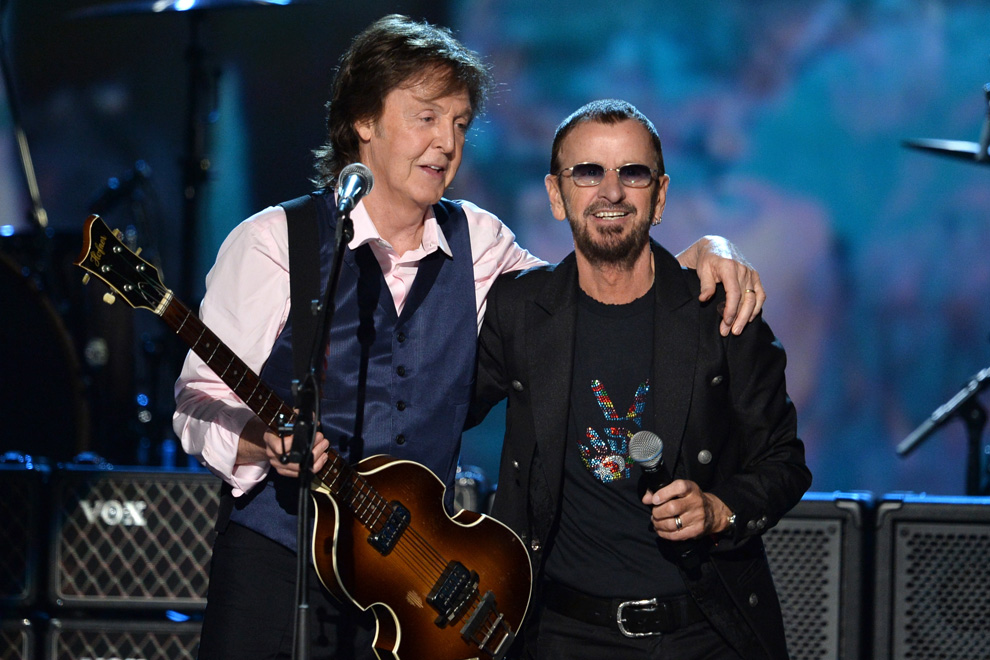 ¡Coge tu entrada y disfruta! Paul McCartney y Ringo Starr se unen a Alicia Keys, Katy Perry y Stevie Wonder en un concierto único