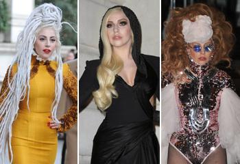 El biquini invernal de Lady Gaga... ¡cuando se trata de sorprender ella es única!