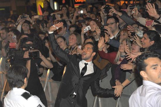 David Bisbal presenta como una estrella de Hollywood su nuevo disco en Madrid