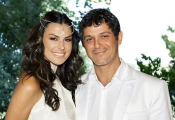 Raquel Perera y Alejandro Sanz esperan una niña: 'Ahora a entrenarme para hacer trenzas y coletas'