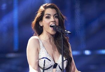 Ruth Lorenzo desvela el original vestido que lucirá en Eurovisión